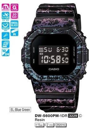 Часы CASIO DW-5600PM-1ER