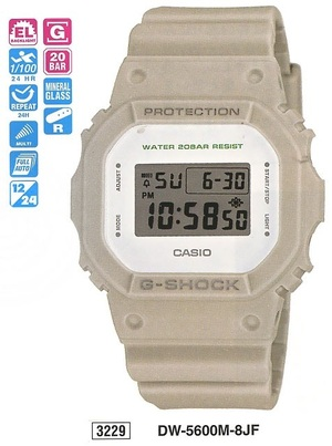 Часы CASIO DW-5600M-8ER