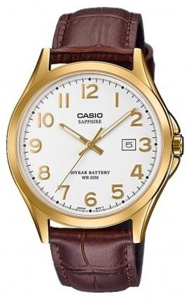 Часы CASIO MTS-100GL-7AVEF